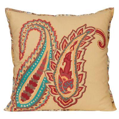 Bennington Paisley Pillow Cover