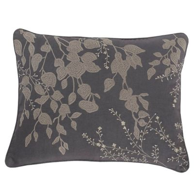 Toulon Gray Pillow Cover