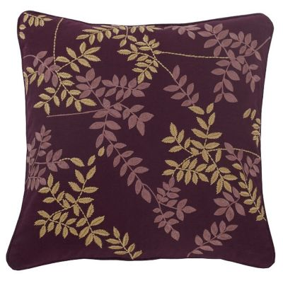 Toulon Purple Pillow Cover