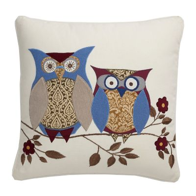 On Watch Pillow Cover