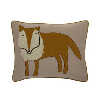 Fantasy Forest Fox Pillow Covers