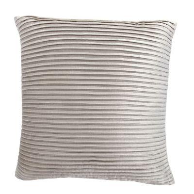 Legends® Palais Pleated Pillow Cover, 18'' Square