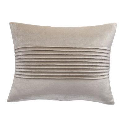 Legends® Palais Pleated Pillow Cover, 12 X 16''