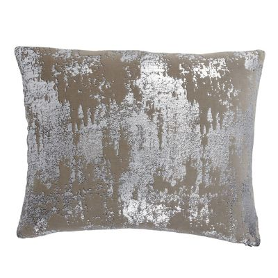 Legends® Silver Foil Pillow Cover