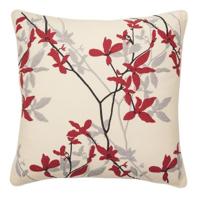 Shadow Vine Pillow Cover