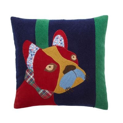 Novelty Boston Terrier Dog Pillow Covers