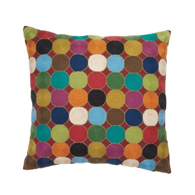 Accents Geo Pillow Covers – Circle
