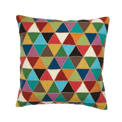 Accents Geo Pillow Cover – Triangle