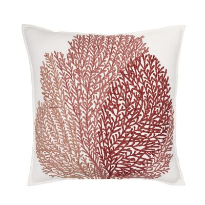 Accents Undersea Pillow Cover – Coral Reef