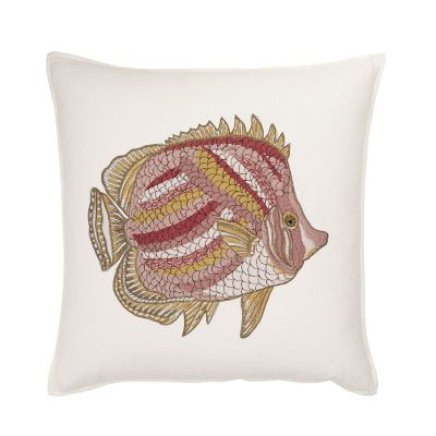 Accents Undersea Pillow Cover – Fish