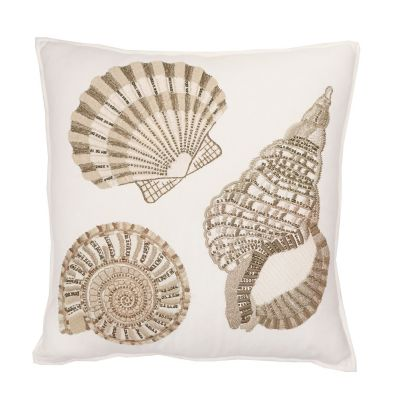 Accents Undersea Pillow Cover – Shells