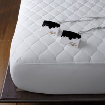 Quilted Warming Mattress Pad