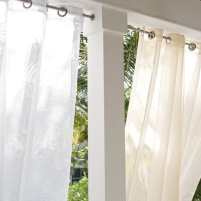 Outdoor Sheer Panels
