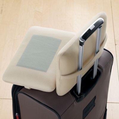 Cool Gel Top Memory Foam Travel Pillow