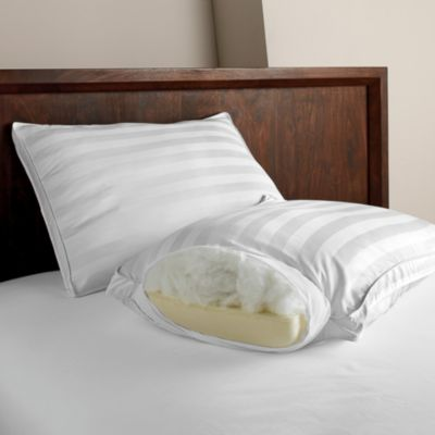 Sleeper's Choice™ Memory Foam Pillow