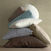 Company Suede™ Pillow Covers