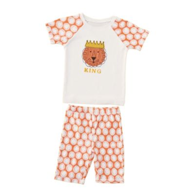 Boys' Lion Snug Fit PJs
