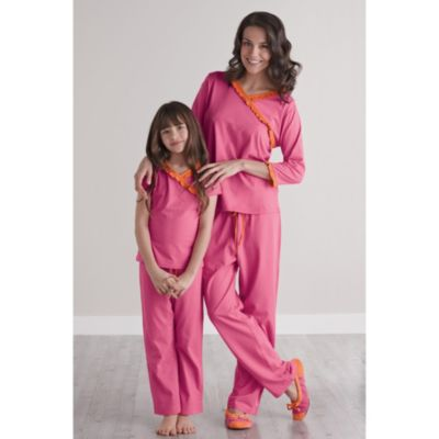 Mother/Daughter Jersey Pajamas