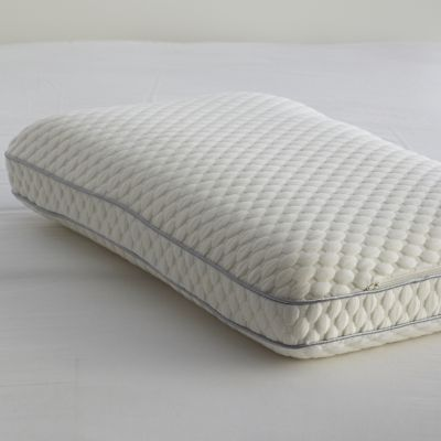 Comfort Cushion Memory Foam Gusseted Pillow