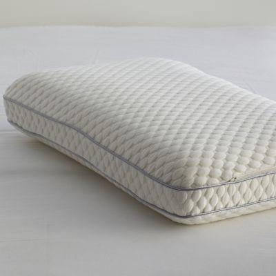 Comfort Cushion Memory Foam Gusseted Pillow