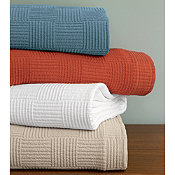 Cortland Organic Cotton Matelassé Coverlet (Up to 52% Off)