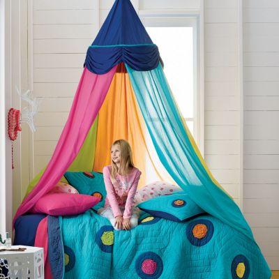 Colorblock Canopy