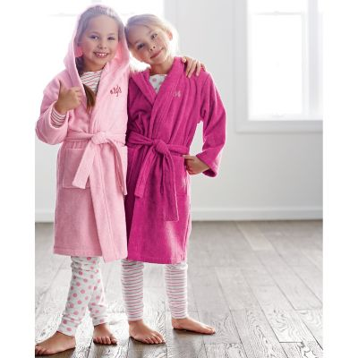 Company Cotton™  Kids' Hooded Robe