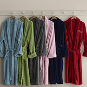 Adult Unisex Microfleece Robe