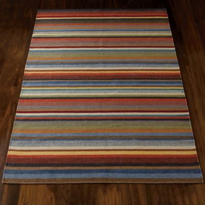 Showcase Stripe Rug