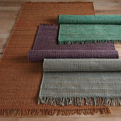 Tradewinds Solid Hemp Rug