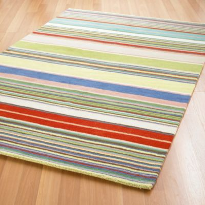 Sea Stripes Rug