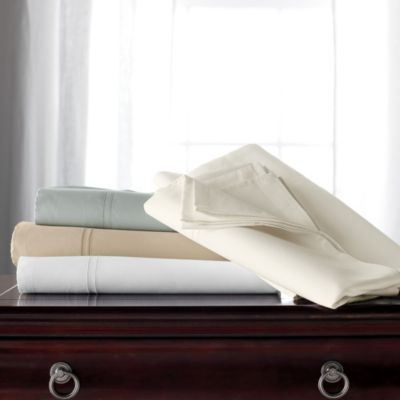 Legends® 800-Thread Count Egyptian Cotton Fitted Sheets