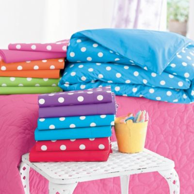 Company Kids Solid Percale Bedding
