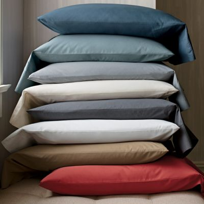 400-Thread Count Supima® Percale Fitted Sheets