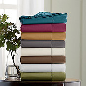 300-Thread Count Wrinkle-Free Sateen Bedding
