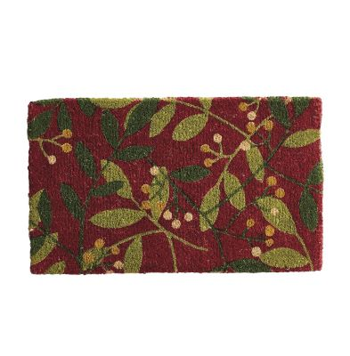 Winter Coir Doormats – Berry & Vine