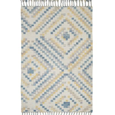 Diamond Trail Kilim Rug / Rug Comfort Grip