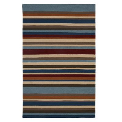 Hudson Stripe Indoor / Outdoor Rug