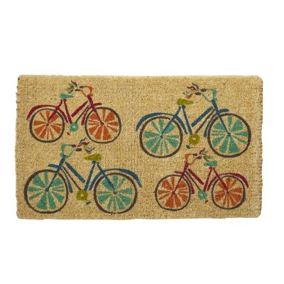 Spring Coir Mats – Bicycle Path