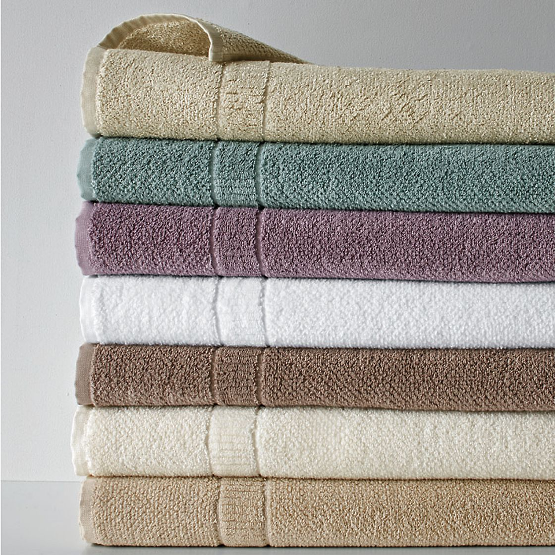 Hotel Zero towels are towels are made of Hotel Zero towels are towels are made of % Zero Twist cotton. Solid color towel with beautiful wide border. These towels are thick and absorbent at GSM. The extreme softness provides comfort.