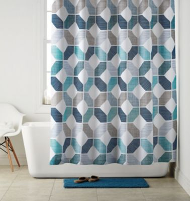 Astro Shower Curtain