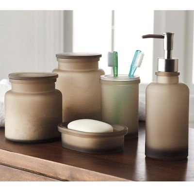 Apothecary Bath Accessories