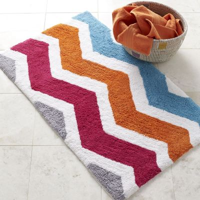 Chevron Rug - Multi
