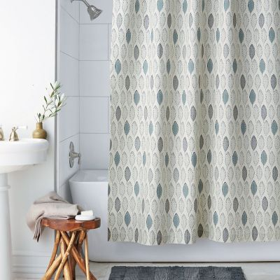 Chatham Leaf Organic Shower Curtain