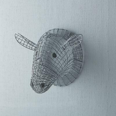 Sheep Wire Head