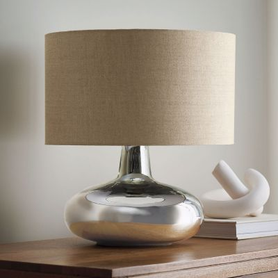 Turner Mercury Glass Table Lamp