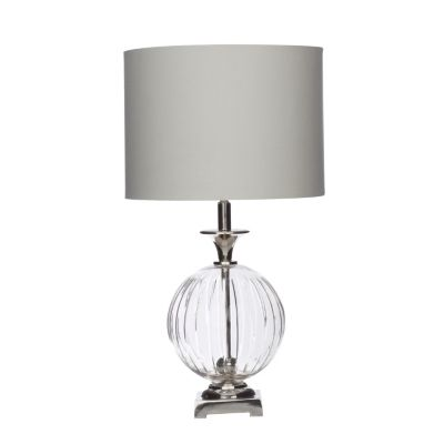 Round Stanton Table Lamp with Shade