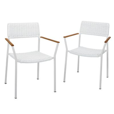 Rainbow Stackable Chairs, Set of 2