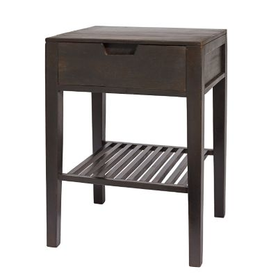 Ottawa Accent Table - Brown