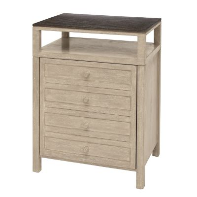Holbrooke End Table With Door